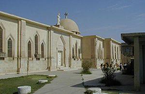 Karemlash - Mar Addai Church