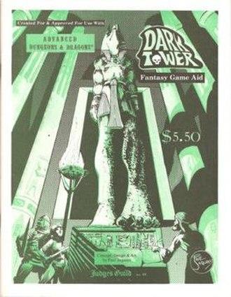 Dark Tower (module) - Image: JG0088 Dark Tower