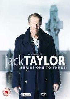 <i>Jack Taylor</i> (TV series) Irish television series