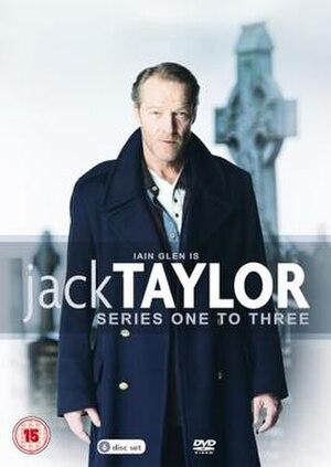 Jack Taylor (TV series) - Image: Jack Taylor TV Series