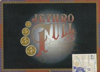 <i>25th Anniversary Box Set</i> 1993 compilation album by Jethro Tull