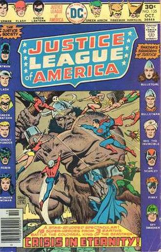 King Kull (DC Comics) - Image: Jla 135
