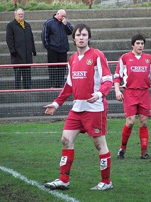 Joe Kendrick (footballer, born 1983) - Image: Joe kendrick