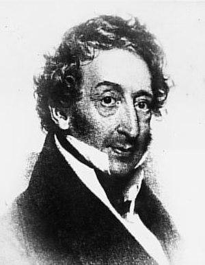 Johann Baptist Malfatti von Monteregio - Johann Malfatti