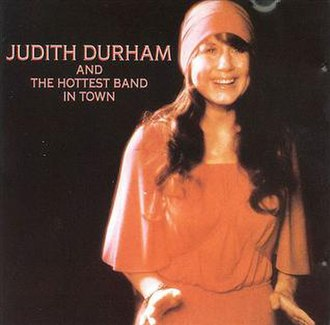 Judith Durham and The Hottest Band in Town - Image: Judith Durham And The Hottest Band In Town