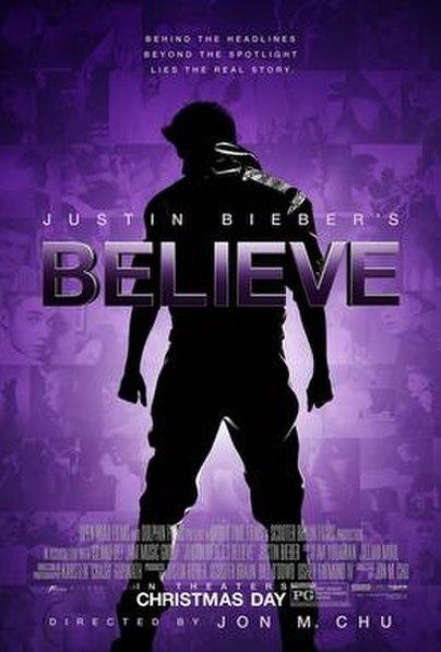 File:Justin Bieber's Believe movie poster.jpg