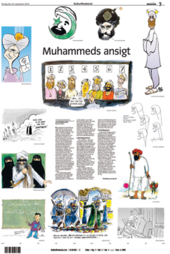 Depictions of Muhammad
