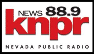KNPR - Image: KNPR FM