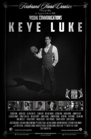 Keye Luke (film) - Image: Keye Luke Poster