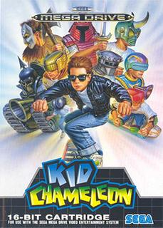 <i>Kid Chameleon</i> video game