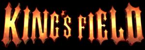 King's Field (series) - Logo utilized in the original King's Field.