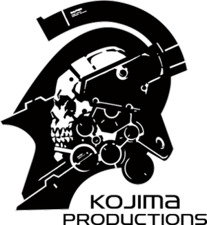 Hideo Kojima - Kojima Productions' logo as an independent studio, made by Yoji Shinkawa