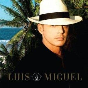 Luis Miguel (album) - Image: L Mpromo 2010
