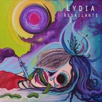 Assailants (EP) - Image: LYDIAA Ass