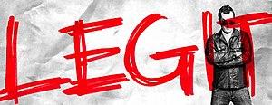 Legit (2013 TV series) - Image: Legit FX card