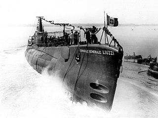 <i>Liuzzi</i>-class submarine