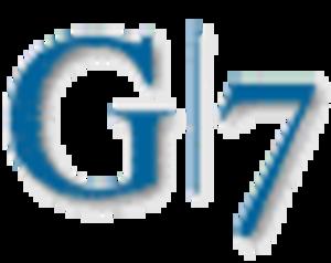 22nd G7 summit - 22nd G8 summit official logo