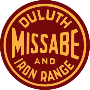 Duluth, Missabe and Iron Range Railway - Image: Logo of the Duluth, Missabe and Iron Range Railway