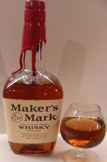 Is makers mark made with corn