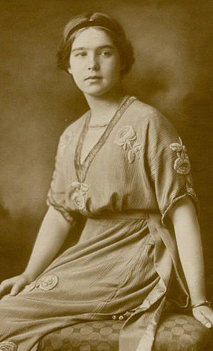 Princess Marie Melita of Hohenlohe-Langenburg