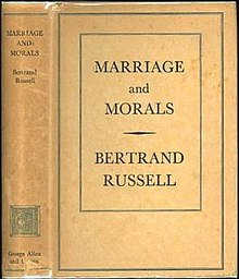 marriage and morals wikipedia