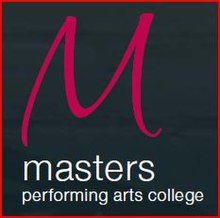 Masters Performing Arts College logo.jpg