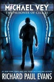 Michael Vey The Prisoner of Cell 25 paperback book cover.jpg