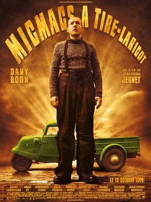 Micmacs (film) - French release poster