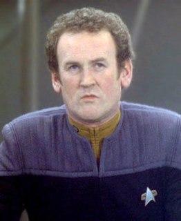 Miles OBrien (<i>Star Trek</i>) Fictional character from the Star Trek universe