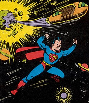 Superboy (Kal-El) - Image: More Fun Comics 101 Superboy