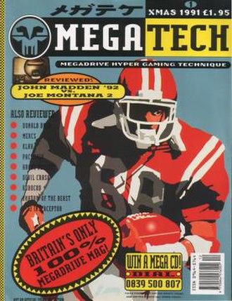 MegaTech - Image: Mtech 1xmas 91