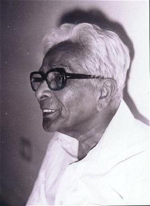 A. N. Murthy Rao - © Kamat's Potpourri