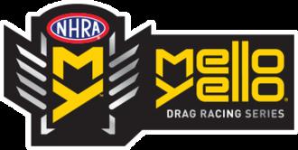 NHRA Mello Yello Drag Racing Series - Image: NHRA Mellow Yello Drag Series