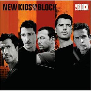 The Block (album) - Image: NKOTB The Block