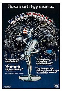 <i>Nashville</i> (film) 1975 film by Robert Altman