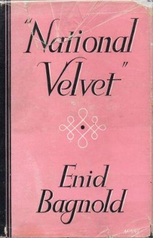 National Velvet - First edition (UK)