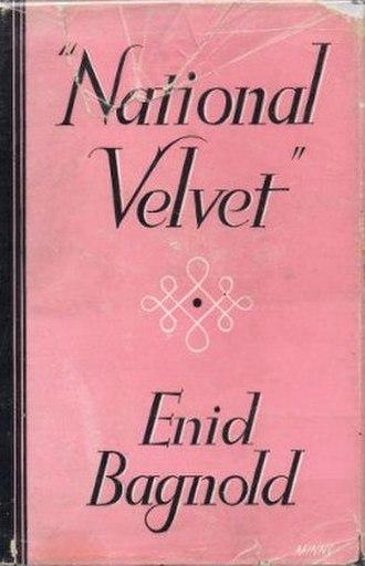 National Velvet - First edition (UK)