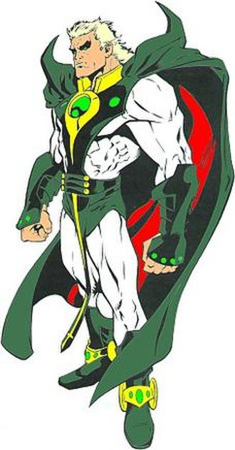 Neron (DC Comics) - Image: Neron DC