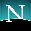 Netscape logo used from 1994 until 2002