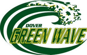 Dover High School (New Hampshire) - Image: New Green Wave