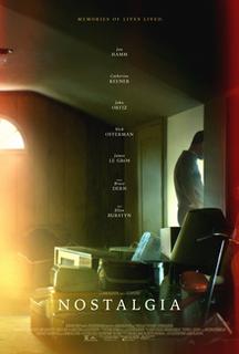 <i>Nostalgia</i> (2018 film) 2018 American film directed by Mark Pellington