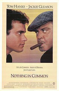 <i>Nothing in Common</i> 1986 film by Garry Marshall