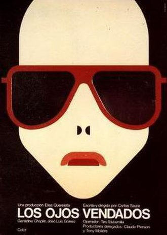 Blindfolded Eyes - Promotional poster