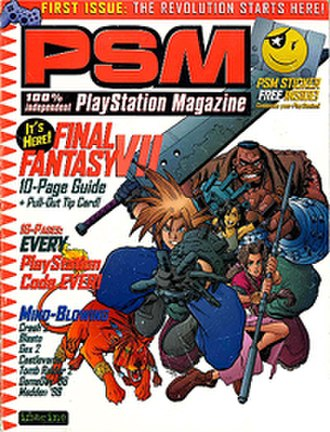 PlayStation: The Official Magazine - The first issue of PSM