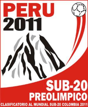 2011 South American U-20 Championship - Image: Peru U 20 2011
