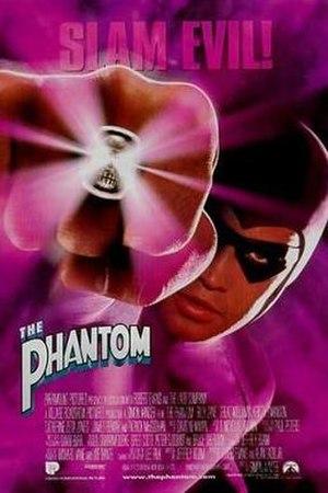 The Phantom (1996 film) - original movie poster