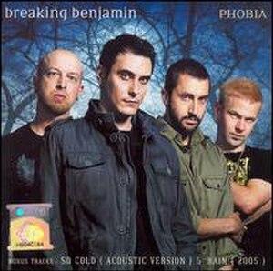 Phobia (Breaking Benjamin album) - Image: Phobia EMI