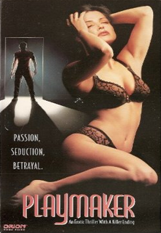 """Playmaker (film) - American VHS cover of """"Playmaker"""""""