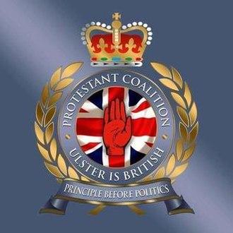 Protestant Coalition - Image: Protestant Coalition Logo