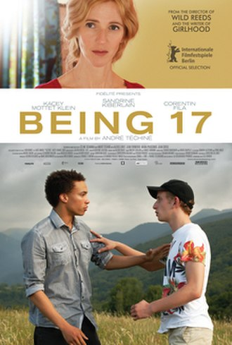 Being 17 - Theatrical release poster